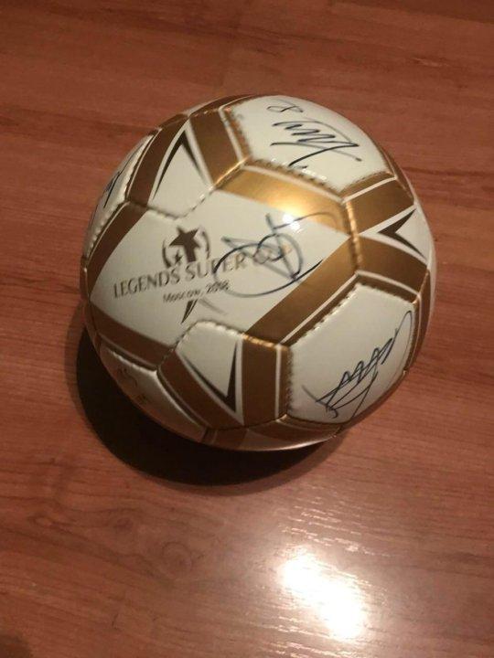 Футбольный мяч с автографами сборной Франции – купить в Москве, цена ... dd98334fdb1