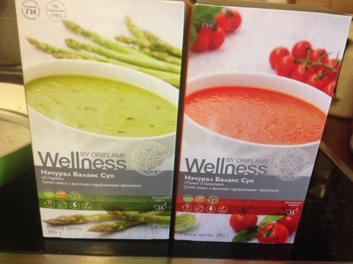 Суп велнес для похудения