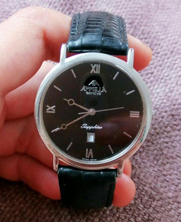 28d953e7b904 Часы швейцарские Appella наручные унисекс – купить в Челябинске ...