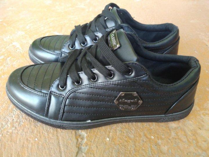 c07b0496bdc4 Мужская обувь – купить в Уфе, цена 450 руб., дата размещения  09.10 ...