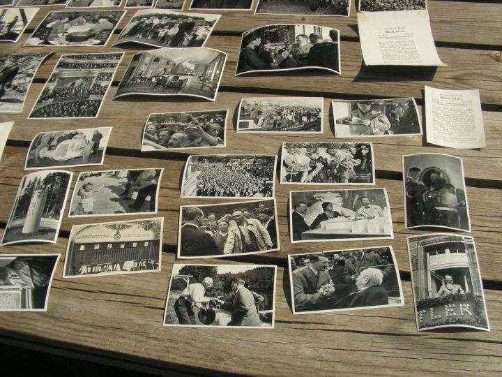 Рекламной открытке, каталог открытки 3 рейха