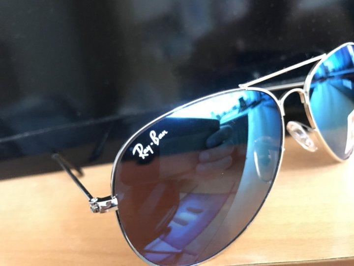 Солнцезащитные очки Ray Ban – купить в Санкт-Петербурге, цена 698 ... 7626c3fe3ed