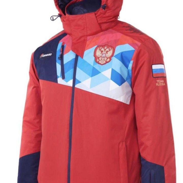 32c143501ee8 Forward - форма сборной России. Пуховик, куртка. – купить в Москве ...