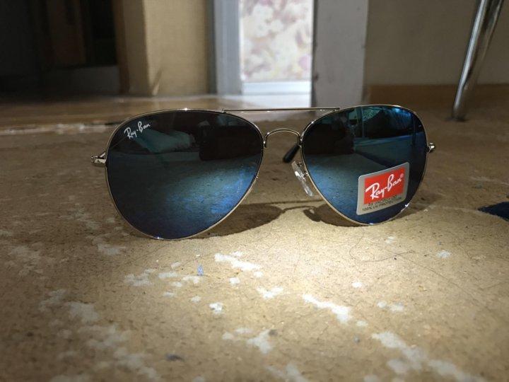 Солнцезащитные очки Ray Ban – купить в Санкт-Петербурге, цена 699 ... 0fc83012e24