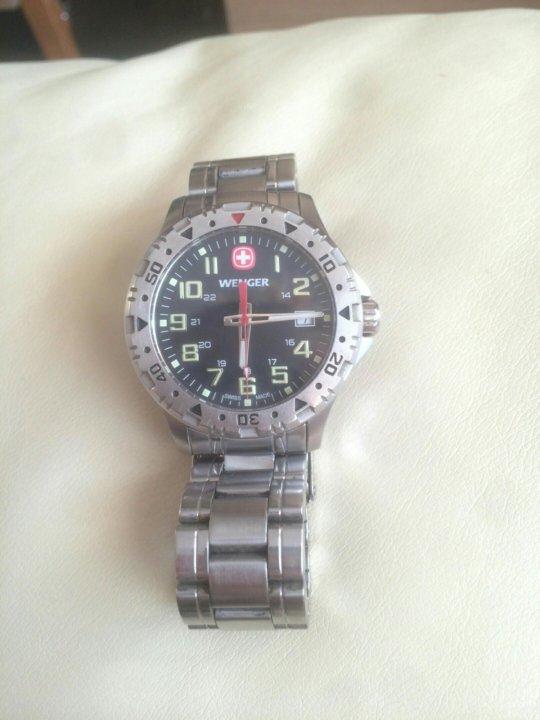 d8a67924 Часы Wenger Swiss Military Men's 7930X – купить в Санкт-Петербурге ...