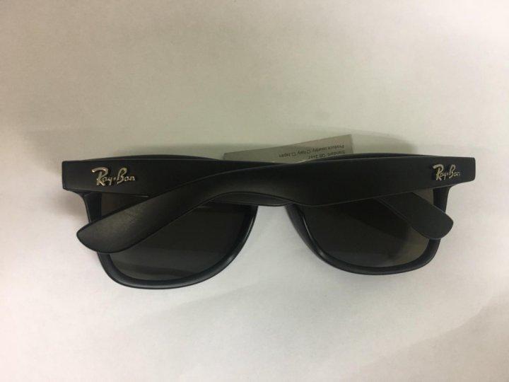 cc227ebee899 Москва. Солнцезащитные очки новые оригинал ray ban италия. Фото 4. Москва.