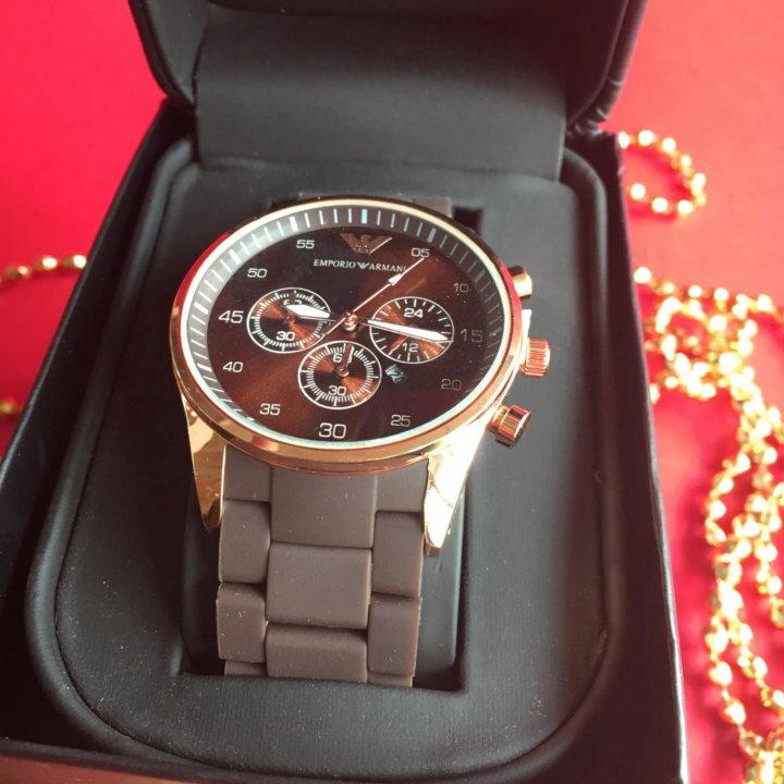 39f0a21ec113 Часы Armani – купить в Королеве, цена 1 600 руб., дата размещения ...