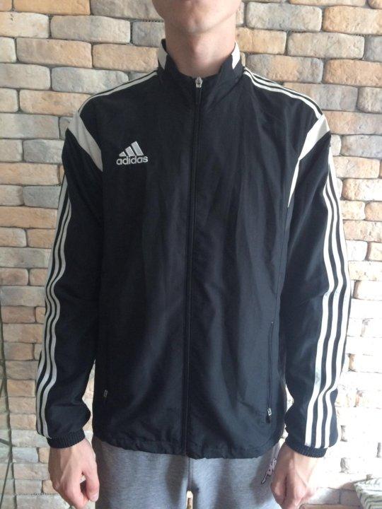 c8a440d38548 Олимпийка (мастерка) adidas – купить в Новосибирске, цена 800 руб ...