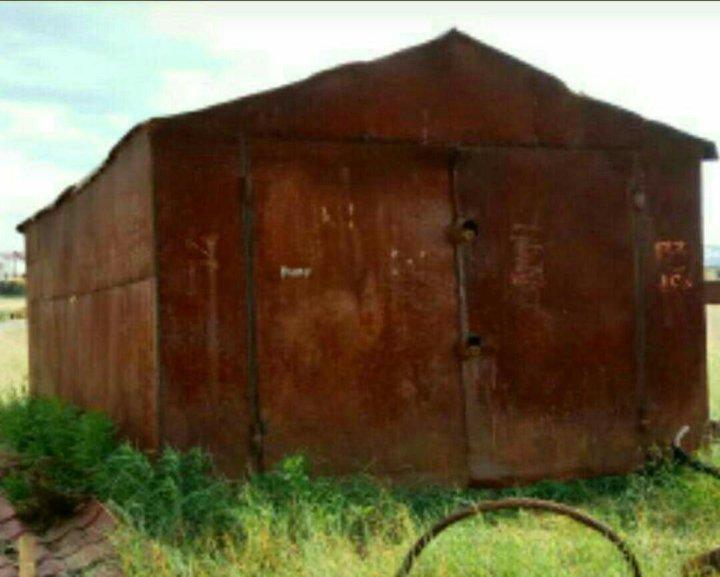 Куплю металлический гараж якутск земля под гараж купить в нягани