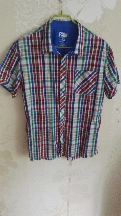 919b9f4d31935e2 Рубашка мужская – купить в Самаре, цена 150 руб., истекает сегодня в ...