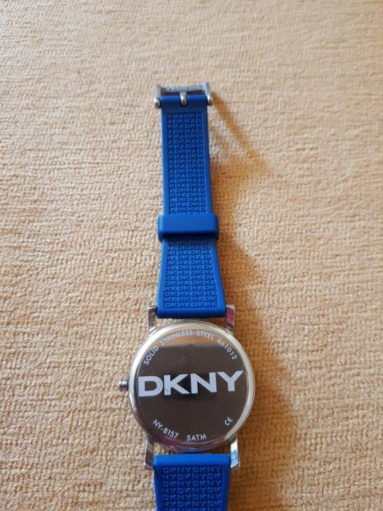 7df53dd9 Часы DKNY новые оригинал – купить в Краснодаре, цена 3 500 руб ...
