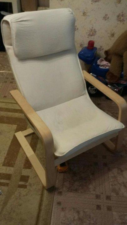 кресло качалка икеа купить в иваново цена 2 500 руб продано 18