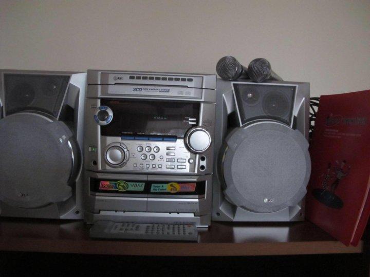 Музыкальный центр с караоке – купить в Красноярске, цена 4 500 руб ... a872e9fc9fb
