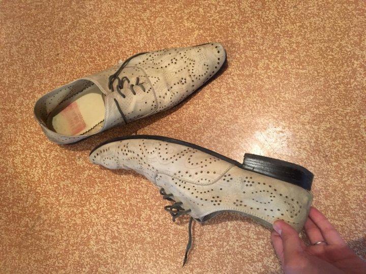 Мужские туфли mascotte – купить в Уфе, цена 800 руб., дата ... bcea4d8173a