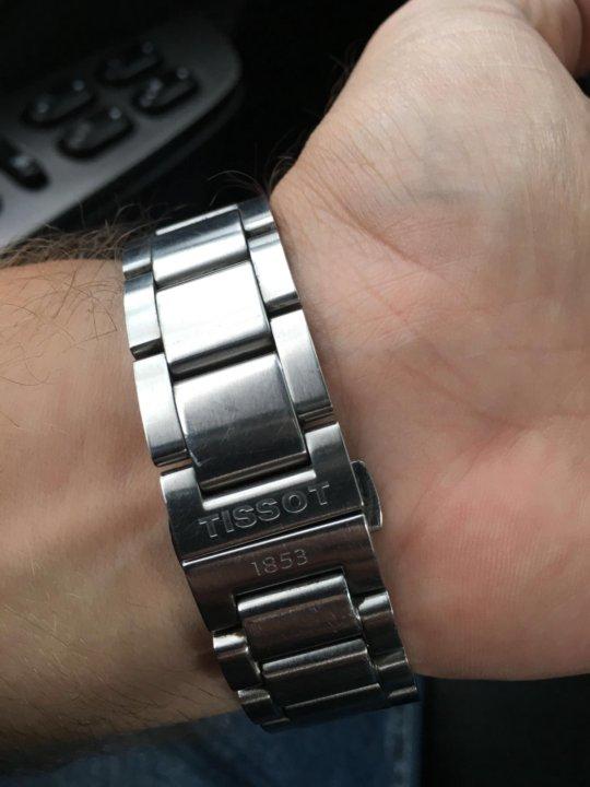 Швейцарские механические часы Tissot-PRS516 – купить в Химках, цена ... 71f860c200f