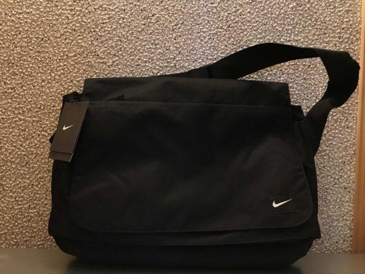 317f2d9d7 Сумка Nike через плечо новая – купить в Москве, цена 1 500 руб ...
