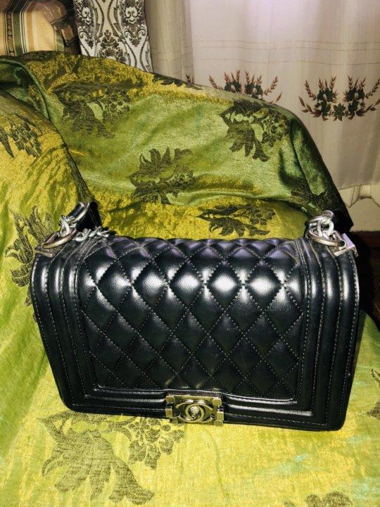 3aa56dac3298 Сумка Шанель – купить в Казани, цена 1 100 руб., дата размещения ...
