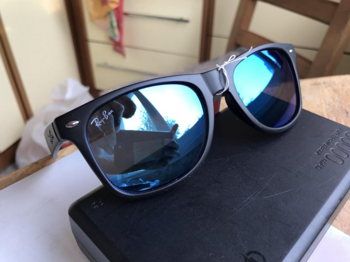 Солнцезащитные очки Ray Ban Wayfarer – купить в Санкт-Петербурге ... 1fbfbe8c9a2