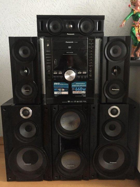 Музыкальный центр Panasonic SC-VK860 – купить в Электростали, цена 7 ... 1113e6f4fd2