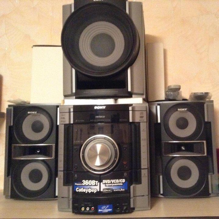 01fc85f48892 Sony Genezi MHC-RV333D – купить в Красногорске, цена 6 500 руб ...