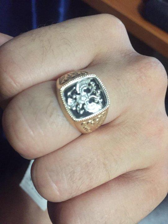 Золотой перстень – купить в Москве 462614d702cb5