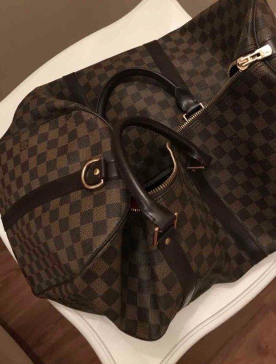 76a9d996e1bf Оригинальный Louis Vuitton Keepall – купить в Москве, цена 30 000 ...