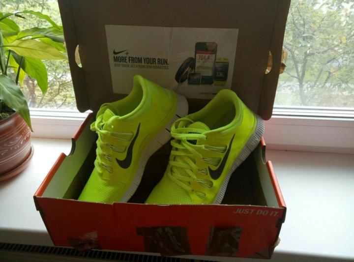 a6fcbe3e Кроссовки Nike free run 5.0 – купить в Санкт-Петербурге, цена 2 500 ...