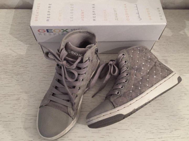 642e16b19 Geox ботинки демисезонные – купить в Подольске, цена 1 400 руб ...