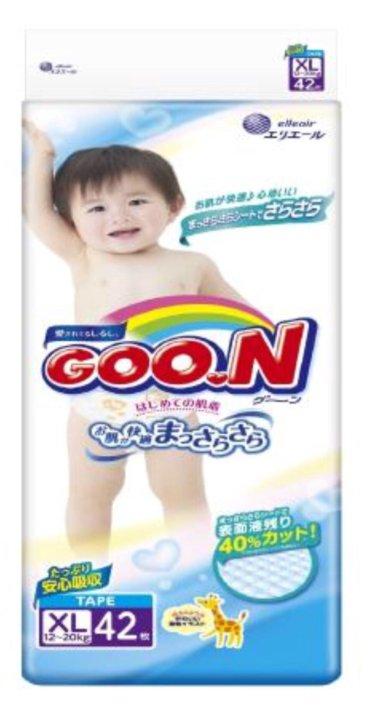 d5330073ee88 Японские подгузники Goon – купить в Москве, цена 500 руб., дата ...