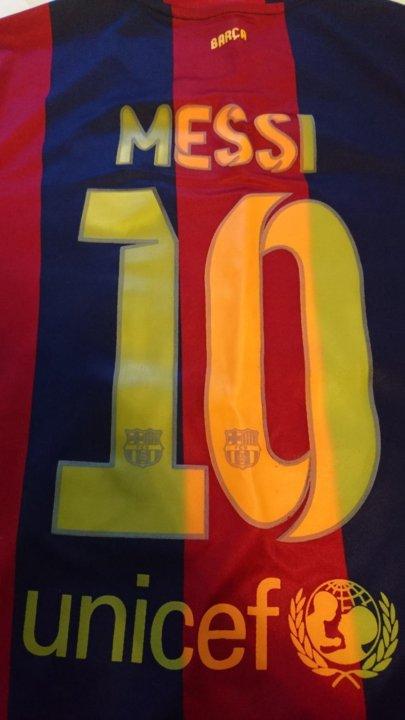 95a8cb72 Хабаровск. Футбольная форма барселона футболка месси новая. Фото 4.  Хабаровск.