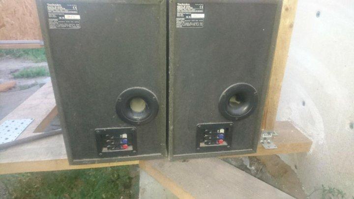 760 technics sb eh Manual de