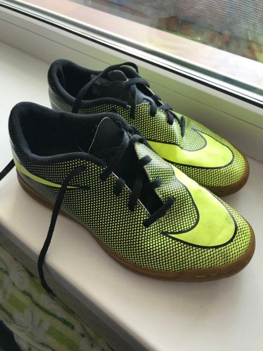 c12fa8ed Футбольные бутсы (футзалки) Nike размер 37,5 – купить в Москве, цена ...