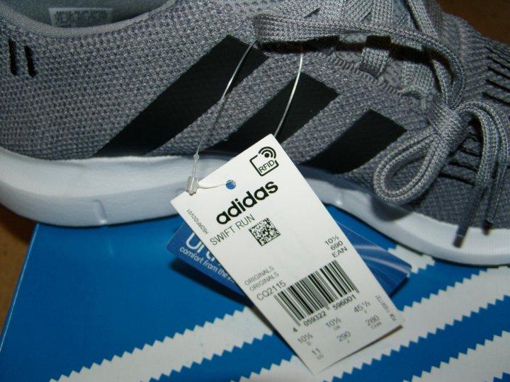 52e89edf0955 ... Adidas 44 размер новые кроссовки swift run. Фото 4. Ростов-на-Дону