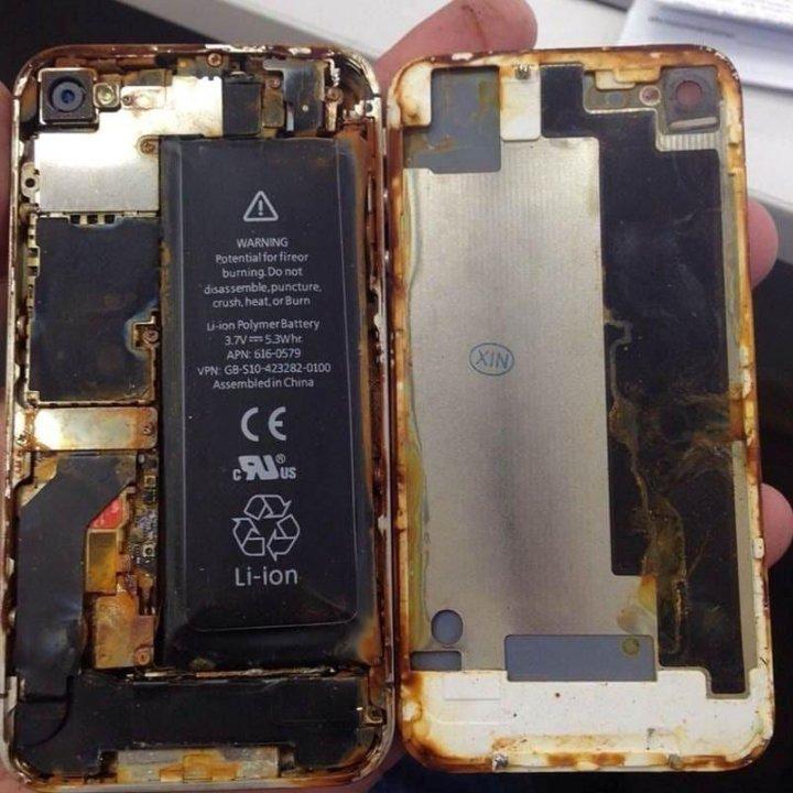 Сломался телефон как извлечь фото
