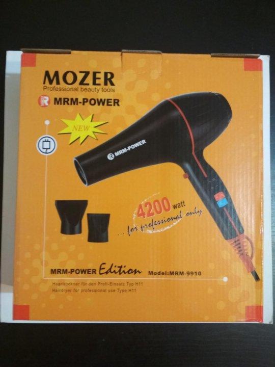 Фен для волос mozer mz-9910. Фото 1. Москва. ... 0516b084f3247