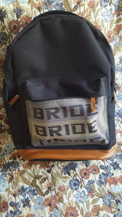 57978ebc6bf4 Оригинальный рюкзак Bride Takata – купить в Москве, цена 1 500 руб ...