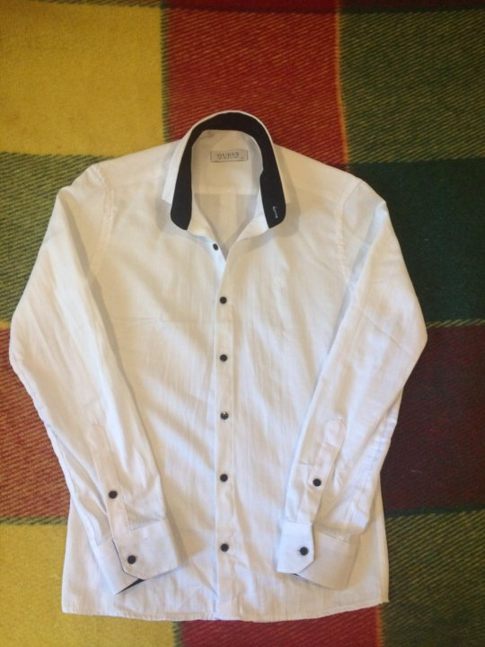 cd756b93470e00e Модная рубашка на подростка ! – купить в Рязани, цена 700 руб., дата ...