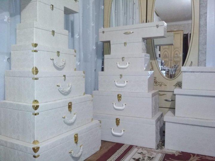 Свадебные чемоданы – купить в Грозном, цена 2 000 руб., дата ... 87f12145e6c