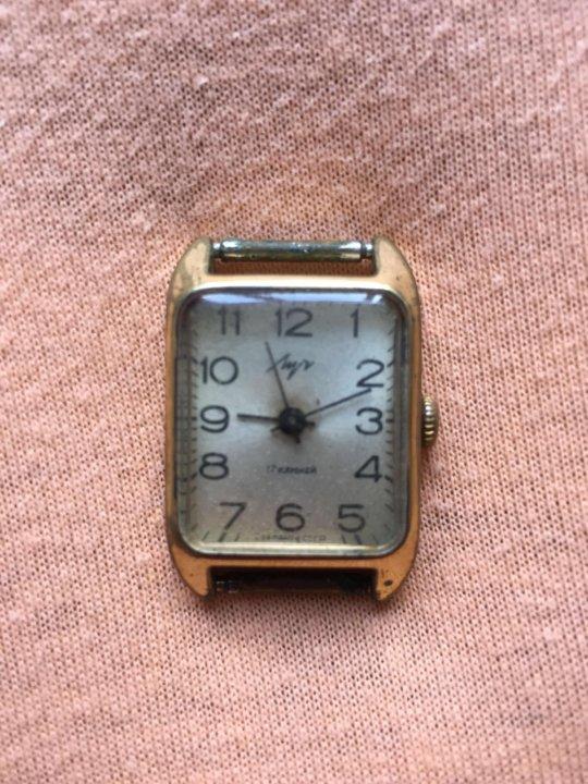 Часы луч 17 камней цена украина