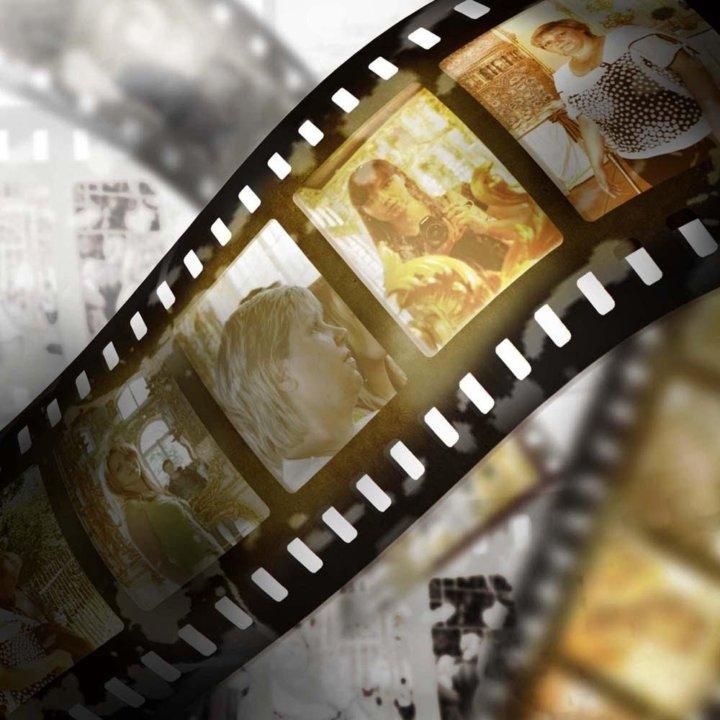 Открытки, картинки для клипов из фотографий