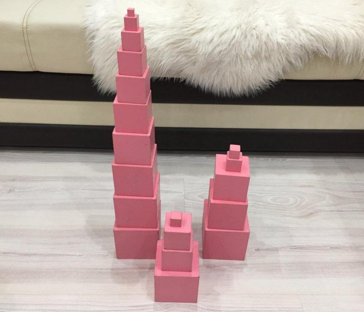 информации монтессори розовая башня фото картинки как отметил, начальник