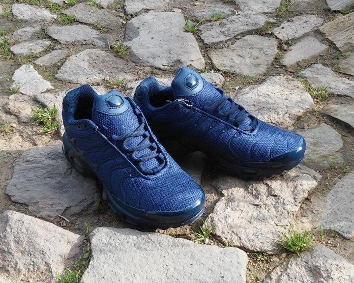 dc2342ec Nike air max plus tn кроссовки р2 синие новые. Фото 1. Екатеринбург. ...
