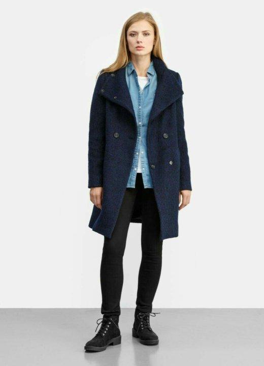 befd76e55f3b Новое пальто OSTIN 42-44 р. – купить в Москве, цена 2 500 руб., дата ...