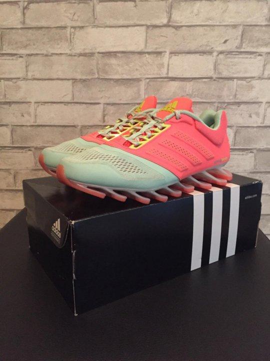 7e4ab1c2 Беговые кроссовки Adidas Springblade Drive 2.0 – купить в Томске ...