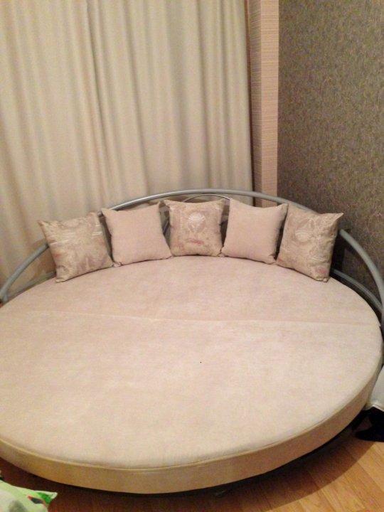 круглый диван кровать купить в высокой горе цена 7 500 руб