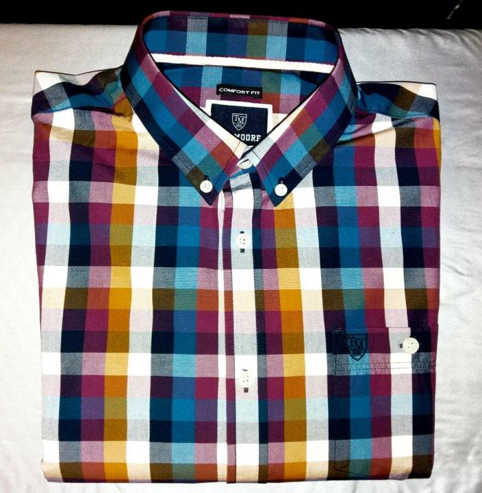 dbe39c75d Новая бельгийская рубашка Tim Moore – купить в Москве, цена 1 790 ...