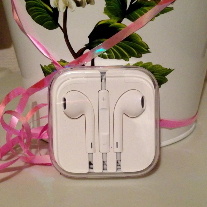 Новые наушники Apple EarPods – купить в Москве 37e6af2780ae8