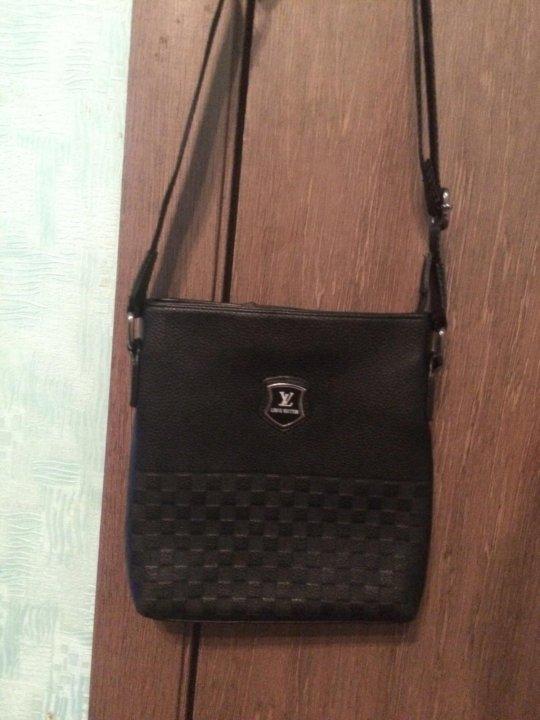 f82faa93889e Сумка Louis Vuitton – купить в Кирове, цена 900 руб., продано 5 ...