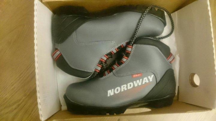 09be68e28828 Детские лыжные ботинки Nordway – купить в Москве, цена 900 руб ...