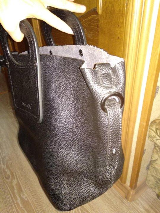 c188a795a97b Сумка кожаная Mascotte – купить в Москве, цена 1 000 руб., продано ...